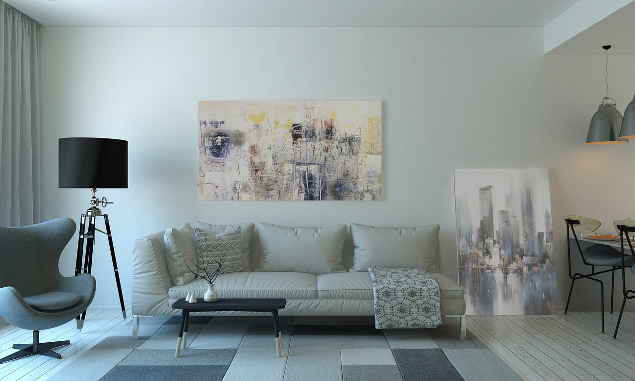 Consejos para vender una casa rápido colores neutros