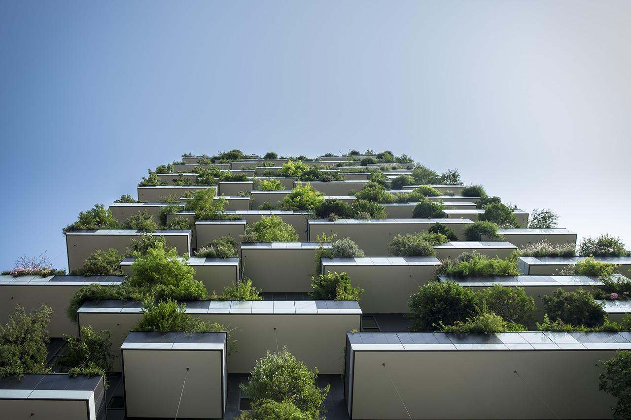 Jardines en balcones